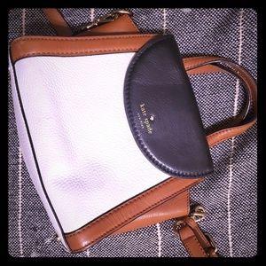 kate spade Tricolor Leather Crossbody Bag